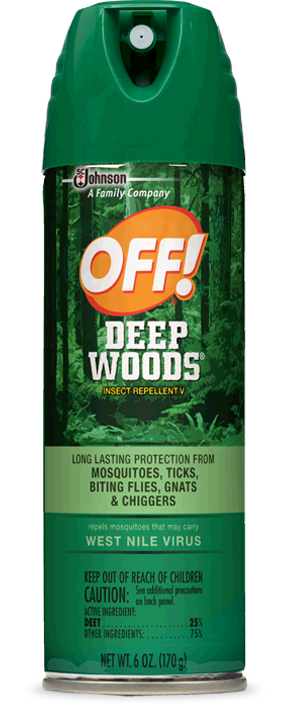 deep woods off