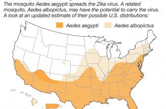 Mosquito Range in the US